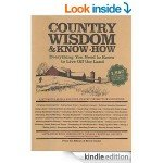 Country Wisdom and Know How